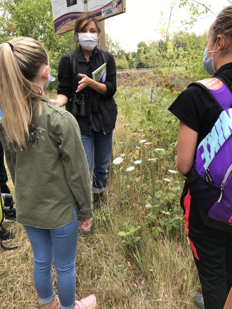 Sortie Watissart - Jeumont - Découverte de la biodiversité du Watissart